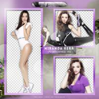 Pack png Miranda Kerr 01 by lightsfadeout
