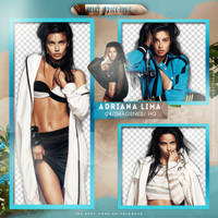 Pack png Adriana Lima 01 by lightsfadeout