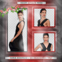 Pack png Sara Sampaio 03 by lightsfadeout