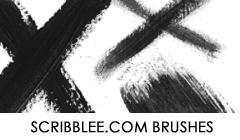 Crosses Brush Set by justcar