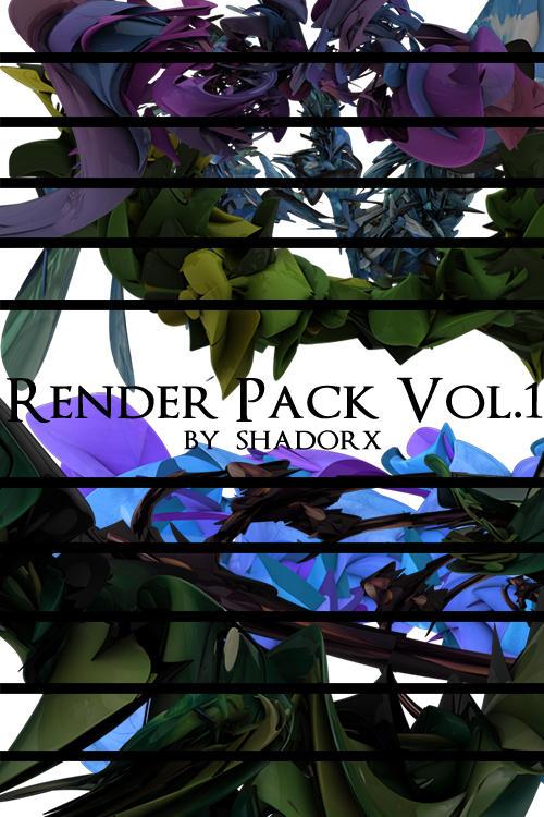 Render Pack Vol.1 by ShadorX