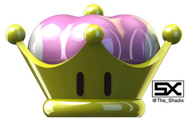 [New Super Mario Bros. U Deluxe] Super Crown by ShadorX