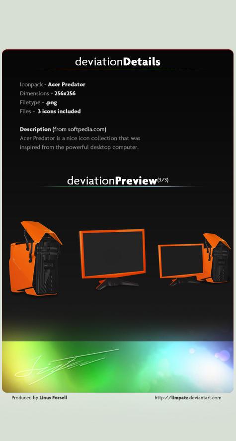 Acer Predator by LimpatZ
