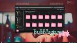 Bubblegum Pink~bysistaerii