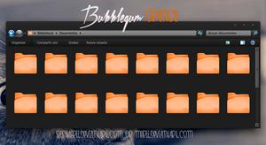 Bubblegum Orange