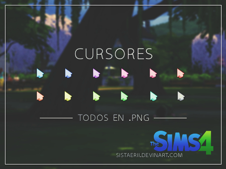 Png - Los Sims 4 by sistaerii