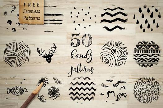 50 FREE HANDY PATTERNS