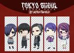 Render Pack Tokyo ghoul