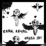 Dark Angel Brush Set