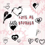 Love Me Brushes