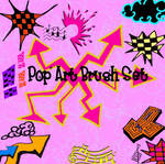Pop Art Brushes