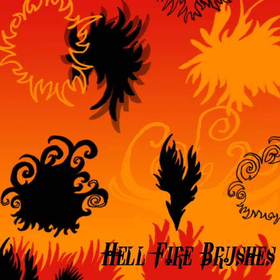 Hell Fire Brushes