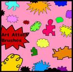 Art Attack Brushes