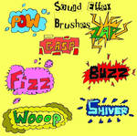 Sound Effects Brushes