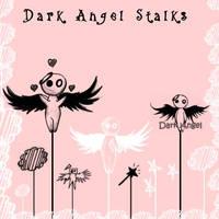 Dark Angel Stalks by Red--Roses