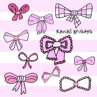 Couture Bows by Red--Roses