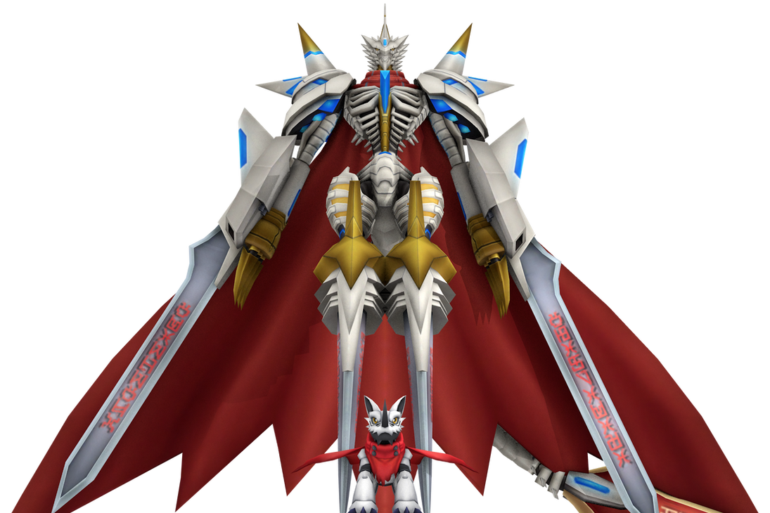 DigimonPack 17 for XNAlara by RPGxplay