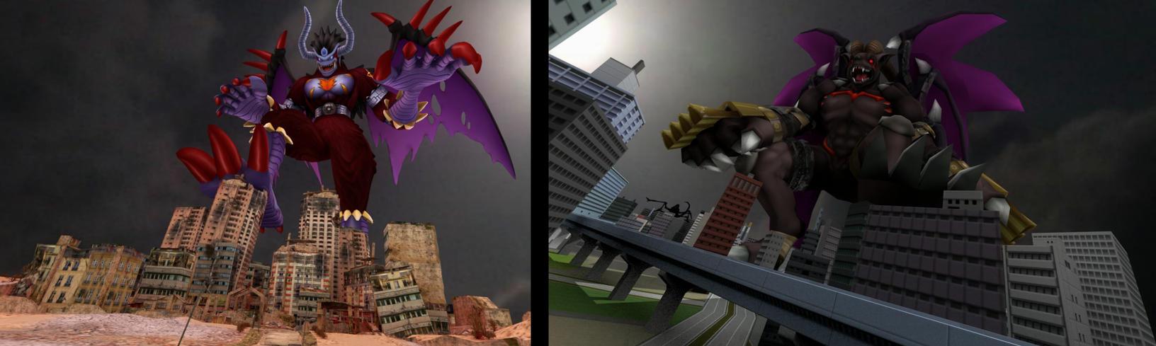 Digimon Pack 23 for XNAlara by RPGxplay
