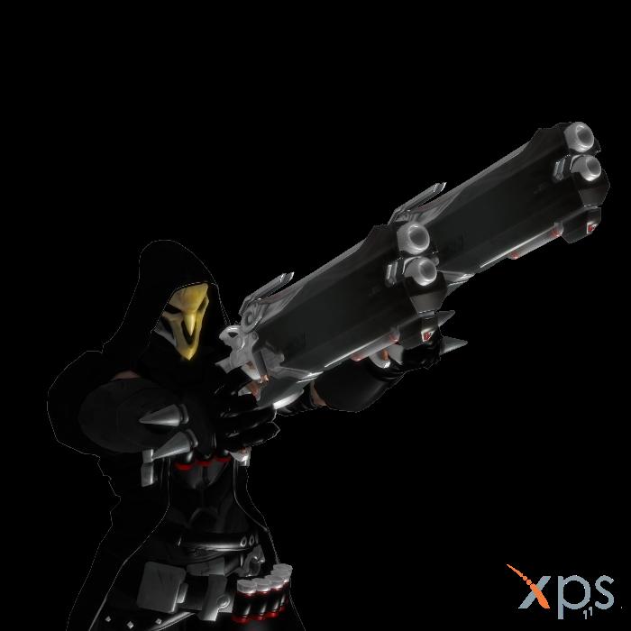Reaper Shotgun for XPS by RPGxplay
