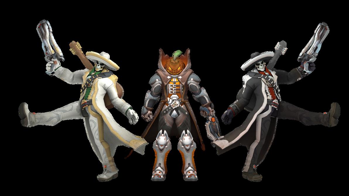 Reaper Skins for XNAlara by RPGxplay