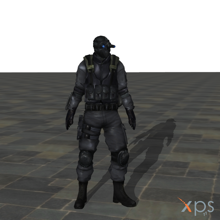 Spectre (rigged) by RPGxplay