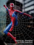 WebMan Texture for Genesis 3 Male Super Body Suit