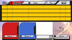 Super Smash Bros Wii U Character Roster Base