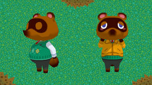 (MMD) Animal Crossing - Tom Nook Model for DL by Tundraviolet