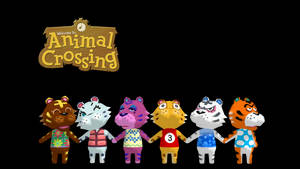 (MMD) Animal Crossing - Tiger Pack DL by Tundraviolet