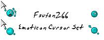 Emot Cursor set by fsufan266