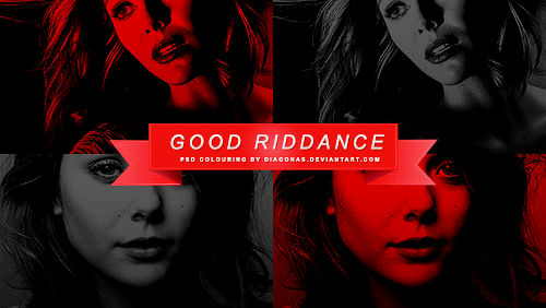PSD 004 | good riddance