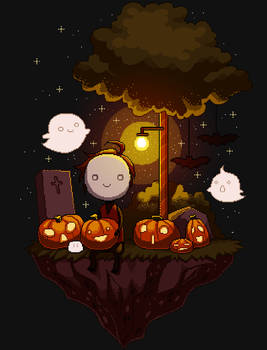 Pixel Halloween