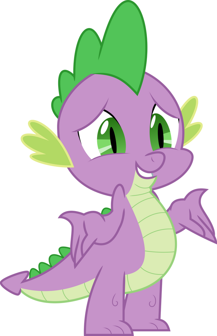 Spike Shrug Vector by StarshineCelestalis