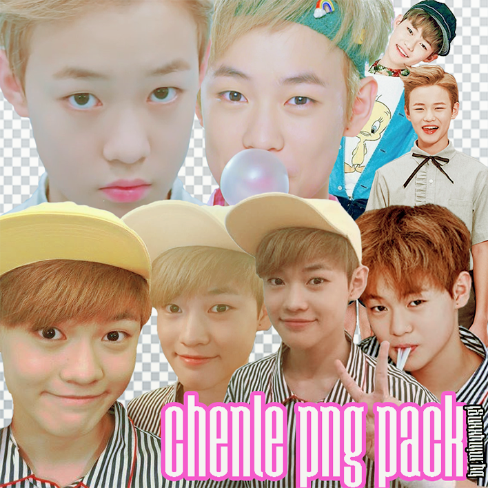 NCT DREAM CHENLE PNG PACK. By Minyxxngi On DeviantArt