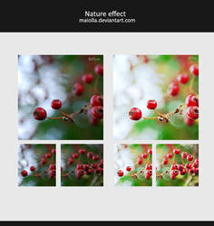 Nature effect 1.0