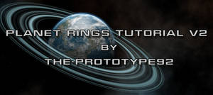 Realistic Planet Ring Tutorial V2 by ClearanceClarence