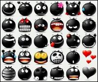 BigBlacy Emoticons for Miranda by JackX