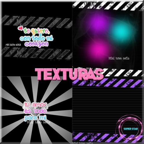 texturas by MINITUTOSSOFIA