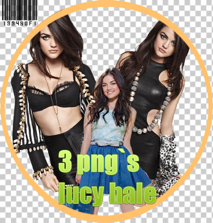 pngs lucy hale by MINITUTOSSOFIA