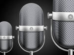 Free Microphones .PSD