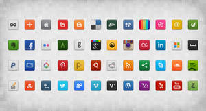 Free Icons .PSD by YesIMaDesigner
