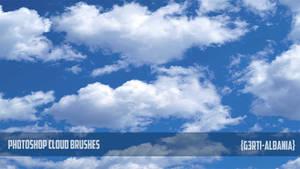 Photoshop Cloud Brushes [G3RTI-ALBANIA]