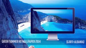 Greek Summer HD Wallpaper 2014 {G3RTI-ALBANIA}