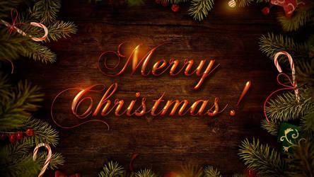 Mega Christmas Wallpaper Pack 2015 by G3RTI-ALBANIA