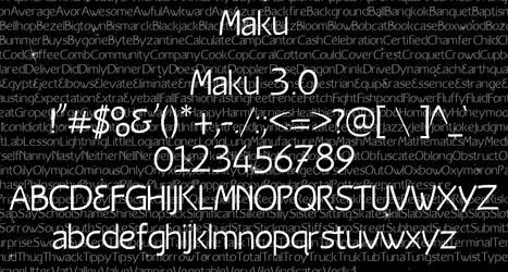 Maku 3.01