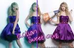 Action Sweet Girl