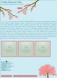 Cherry Blossom Skin