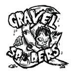 gravel + spiders logo
