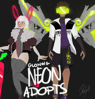 Neon adopts auction [ OPEN 1/2 ] set price by ReeSell