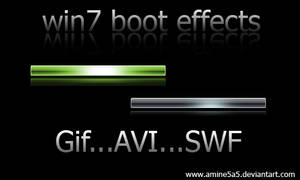 Win7 boot effects